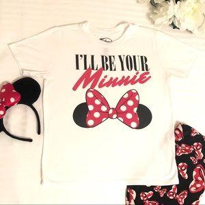 Disney Minnie Mouse Bow T-shirt
